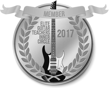 Elite Guitar Teachers Inner Circle Official Member 2017